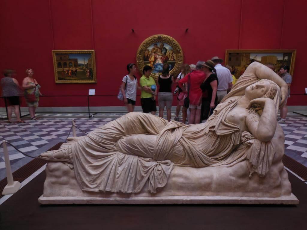 ¿Qué ver en Florencia en 2 días? Galería de los Uffizi