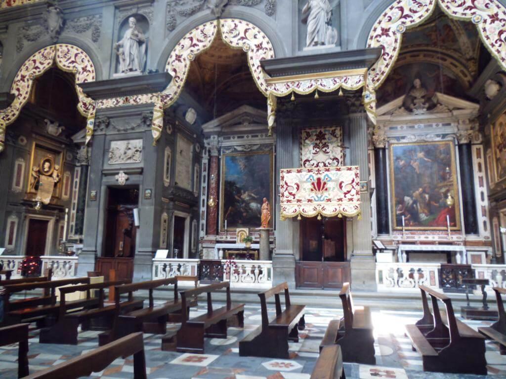 Iglesia de Santi Michele e Gaetano