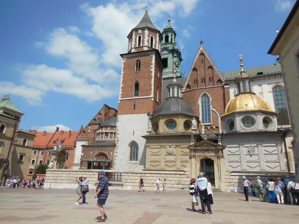 Catedral de Wawel en la Colina Wawel