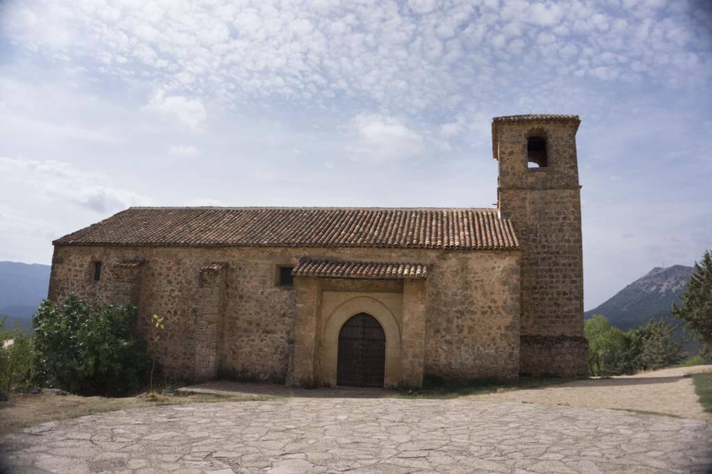 ¿Qué ver en Riópar Viejo? Iglesia del Espíritu Santo