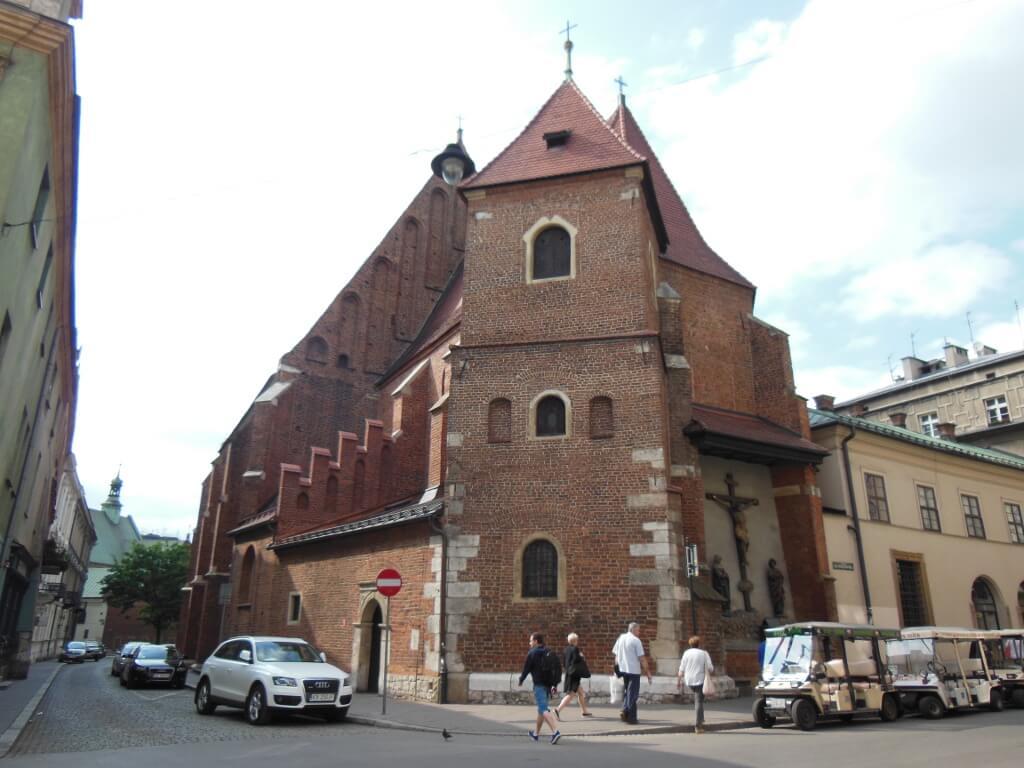 Iglesia de San Marcos Evangelista