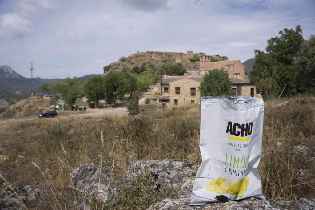 Patatas fritas Acho en Riópar Viejo