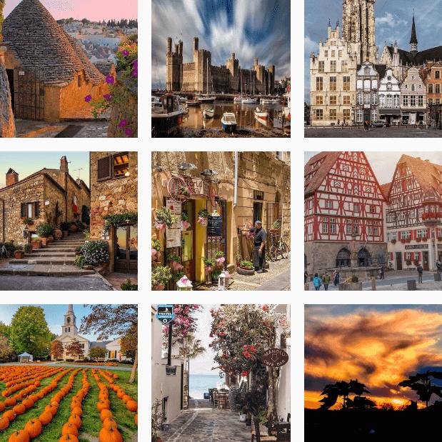 Los Pods de Instagram permiten tener publicaciones destacadas.