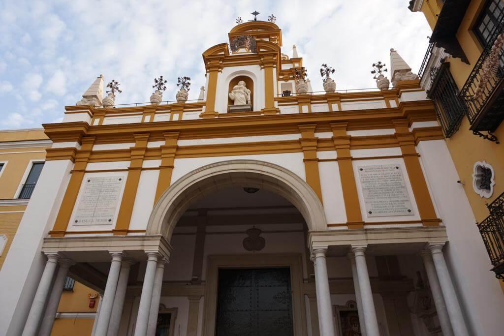 ¿Qué ver en Sevilla en un día? Basílica de la Macarena