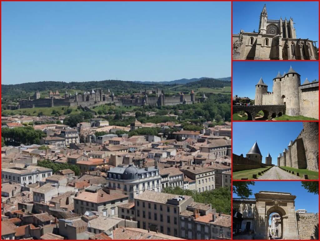 ¿Qué ver en el sur de Francia en tres días? Carcassonne