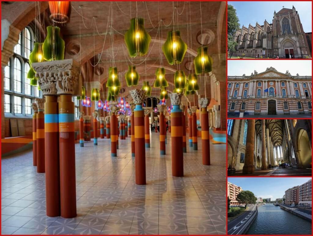 ¿Qué ver en el sur de Francia en tres días? Toulouse