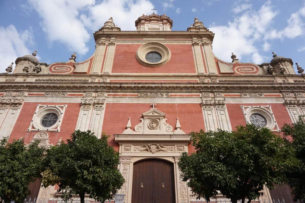 Iglesia El Salvador de Sevilla