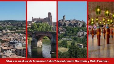 ¿Qué ver en el sur de Francia en tres días?