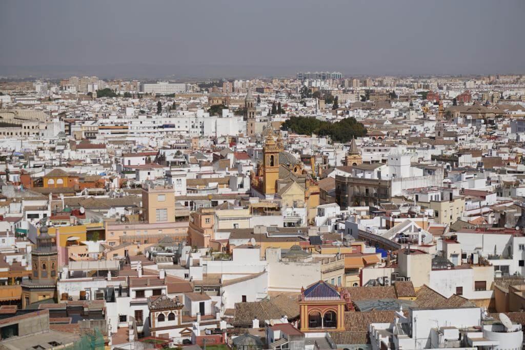 ¿Qué ver en Sevilla en un día? La Giralda