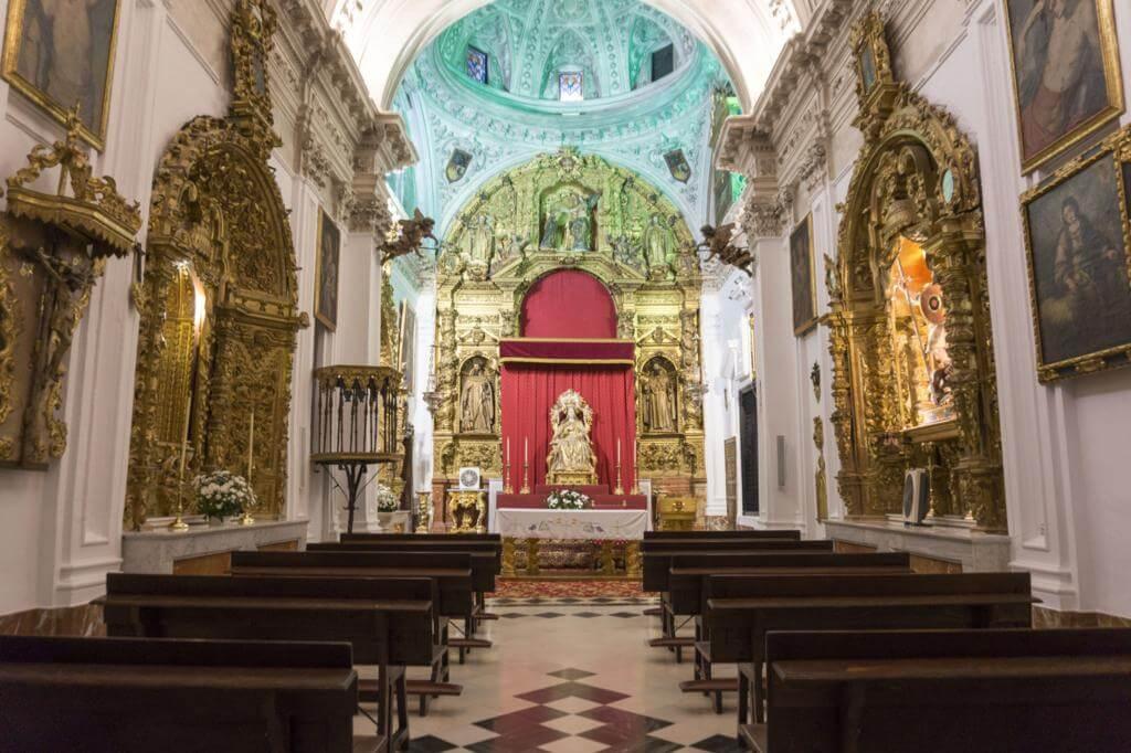 Monasterio de la Encarnación en Osuna.