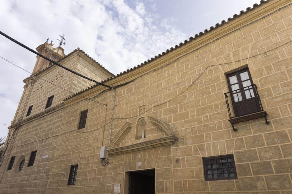 ¿Qué ver en Osuna en un día? Iglesia Convento de la Concepción