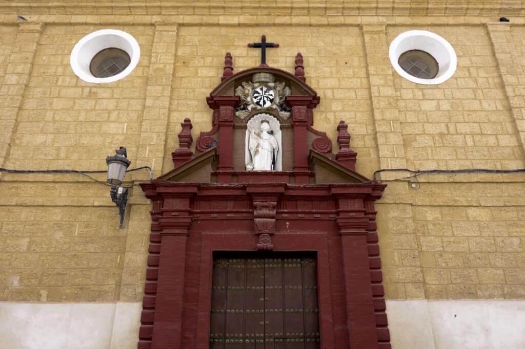 Convento de Santa Catalina en Osuna.