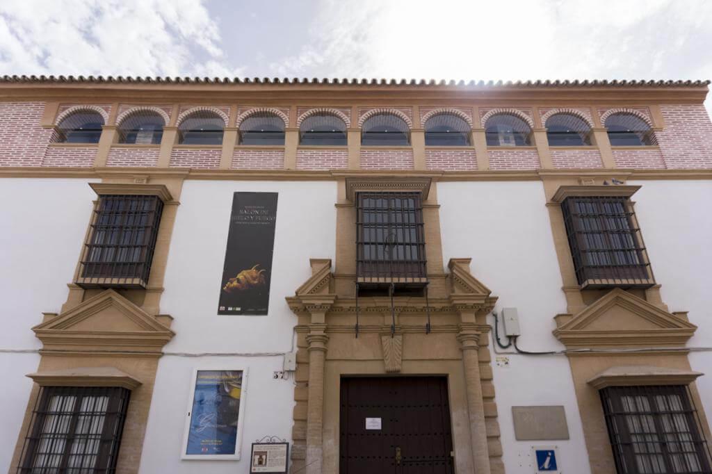 Casa de los Hermanos Arjona y Cubas (Museo de Osuna).