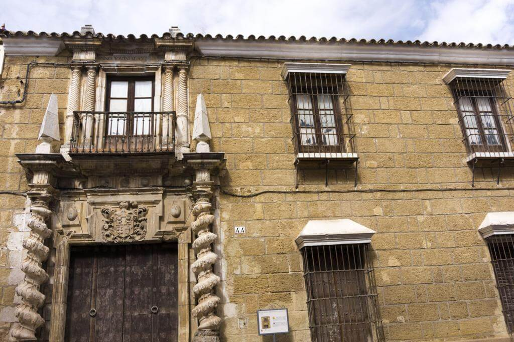 Palacio de Govantes y Herdara.