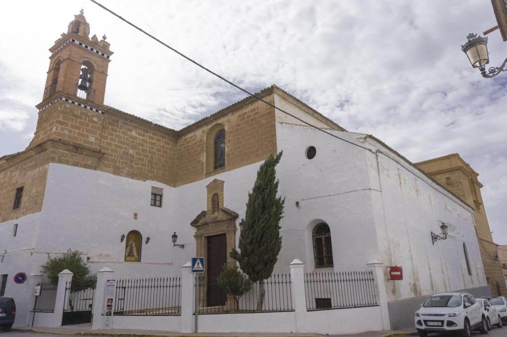 ¿Qué ver en Osuna en un día? Iglesia-Convento de Nuestra Señora del Carmen