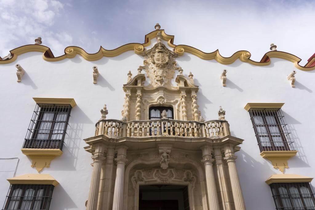 Palacio del Marqués de la Gomera.