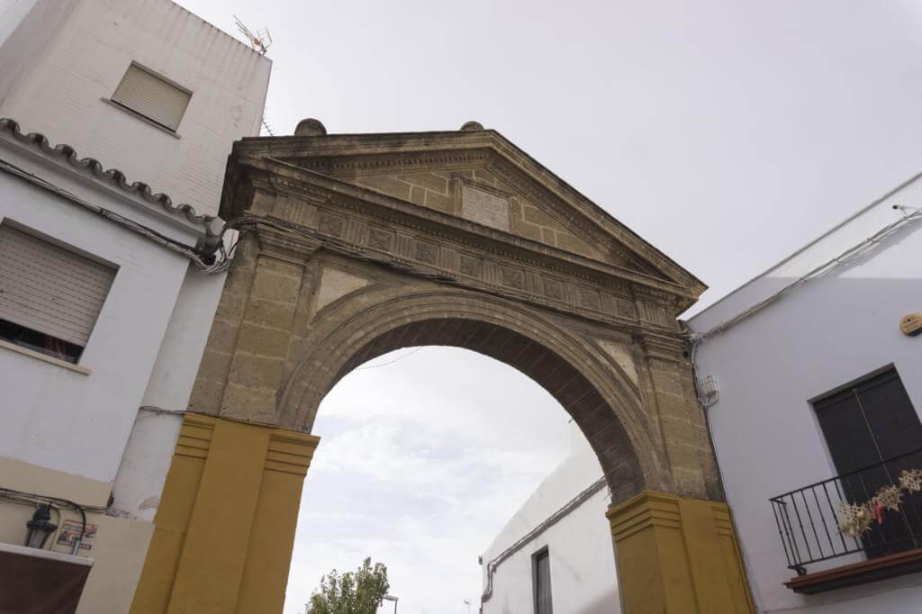 Arco de la Pastora.