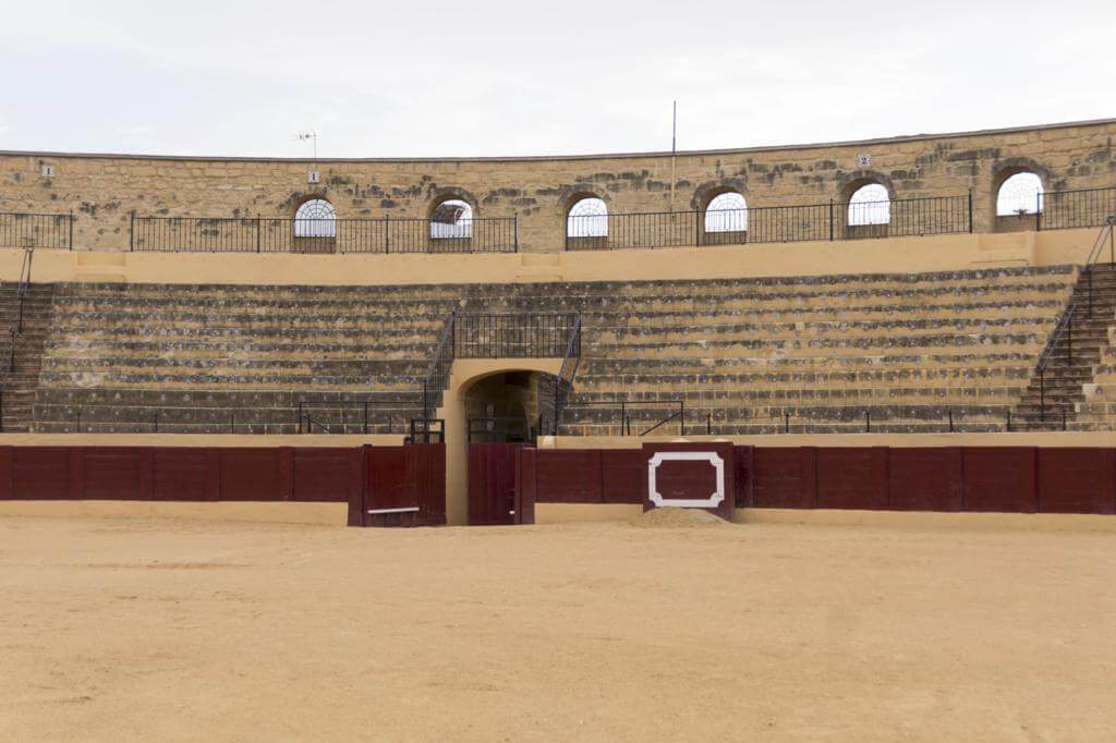 Plaza de Toros de Osuna.
