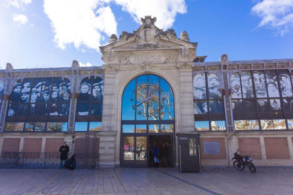 Mercado de Narbona