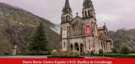 Cueva y Basílica de Covadonga
