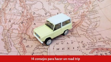 14 consejos para hacer un road trip