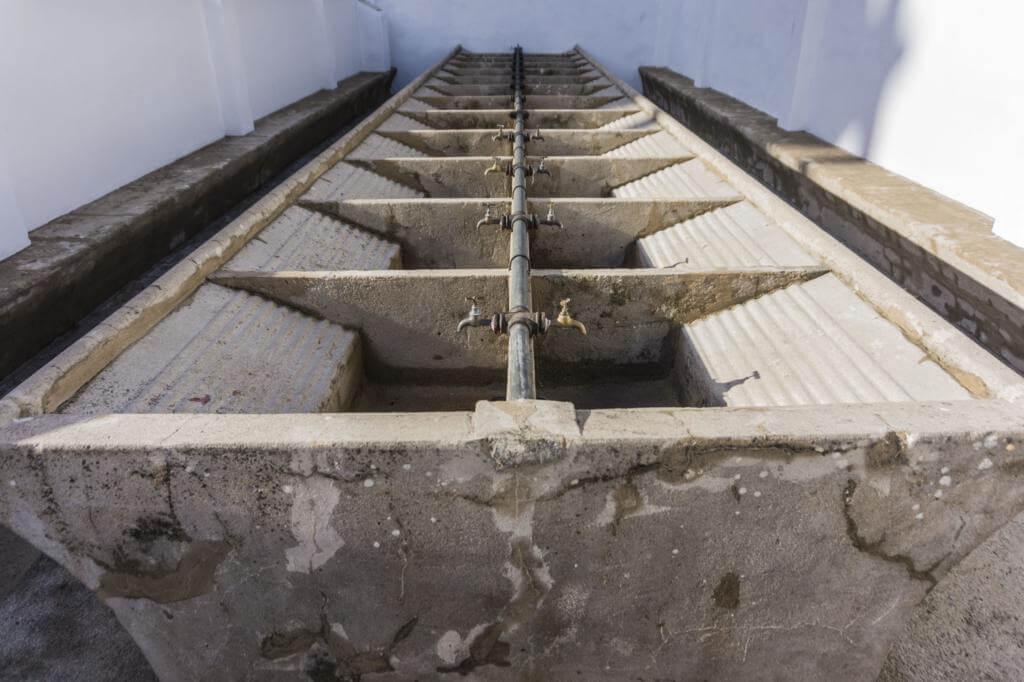 Antiguo Lavadero de Lastres.