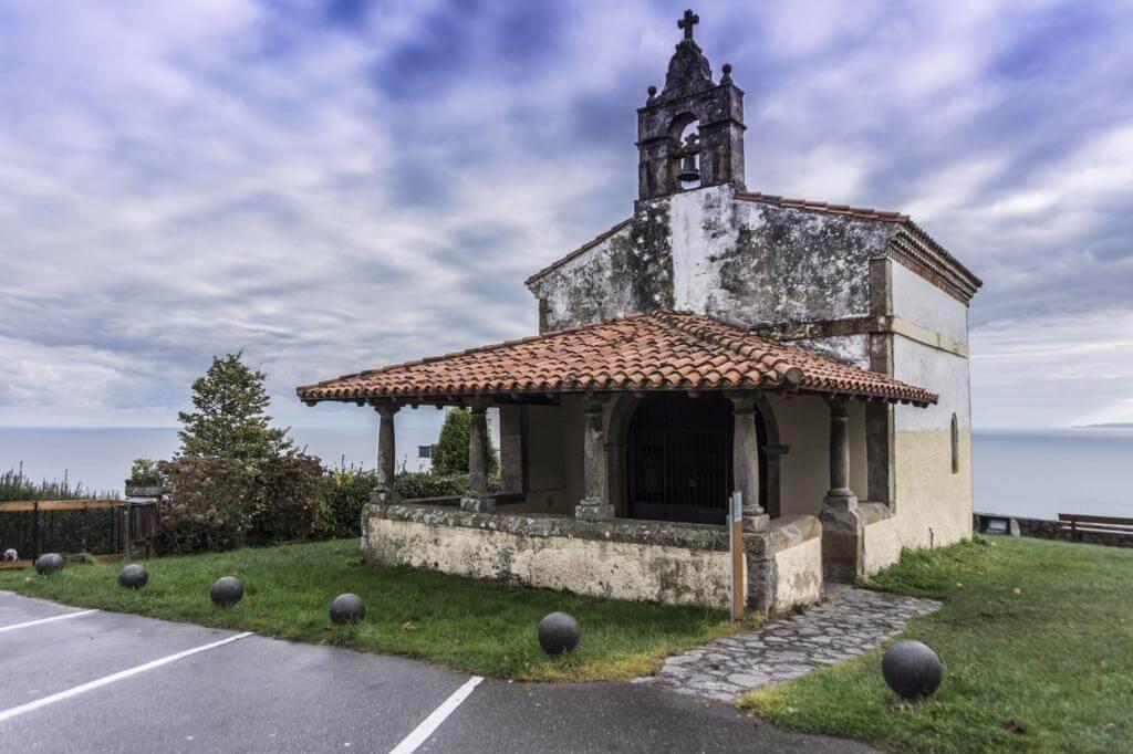 Capilla de San Roque.