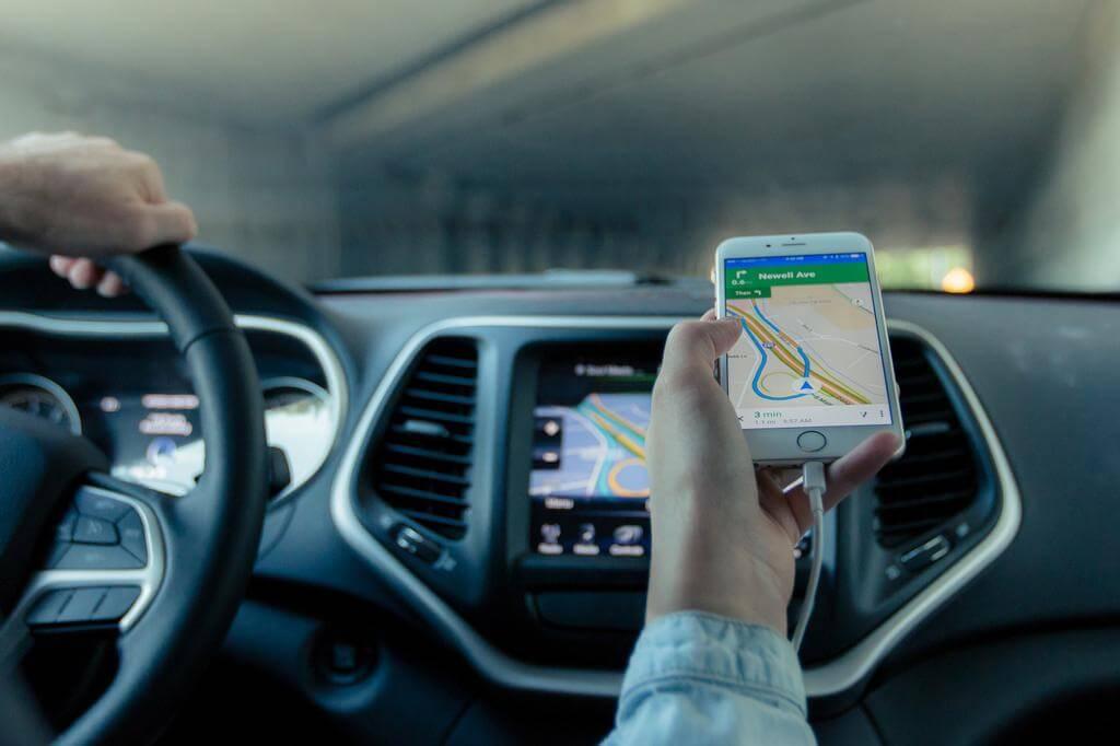 Evita perder el tiempo, y lleva siempre un GPS.