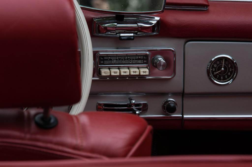 La música será una gran compañera en tus road trips.
