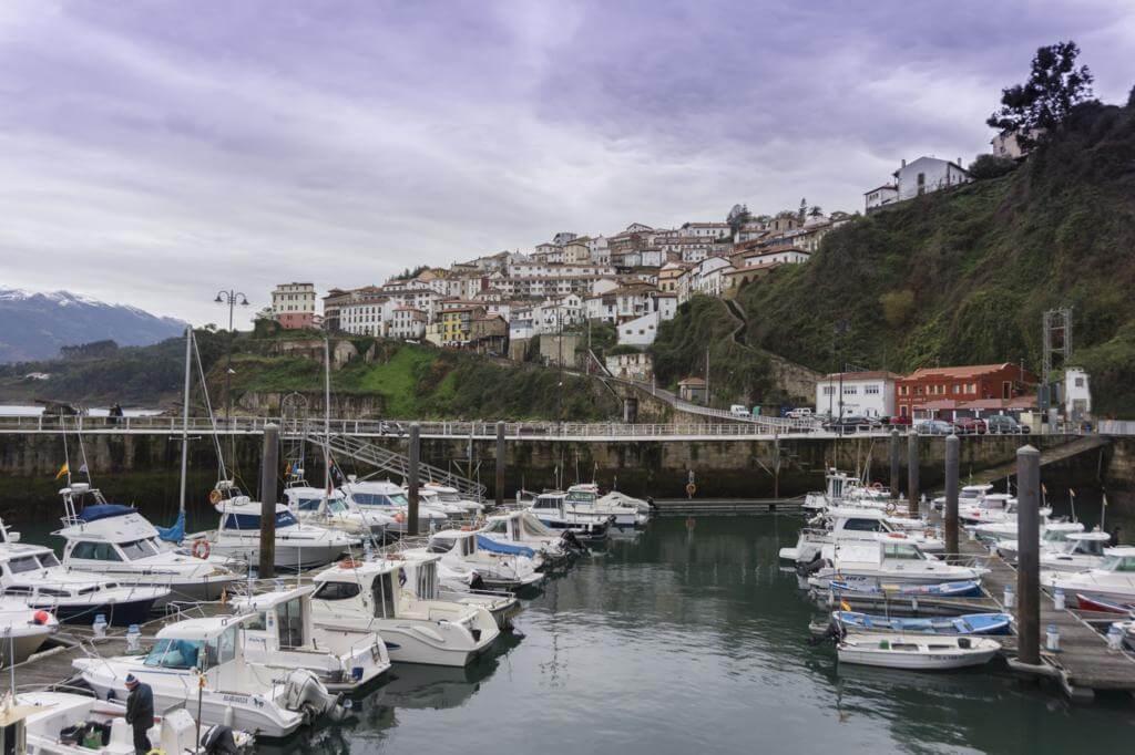 Puerto de Lastres.