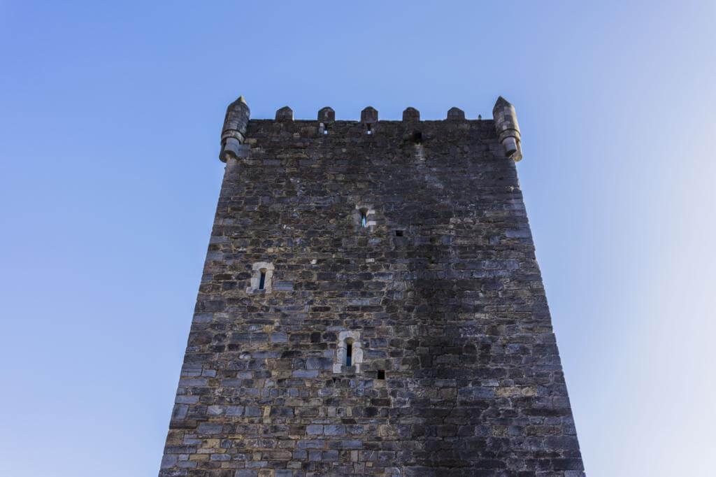 Torre del Reloj de Salas.