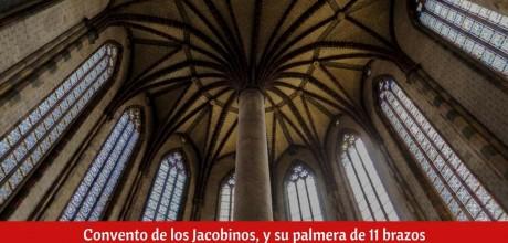Convento de los Jacobinos en Toulouse (Francia)