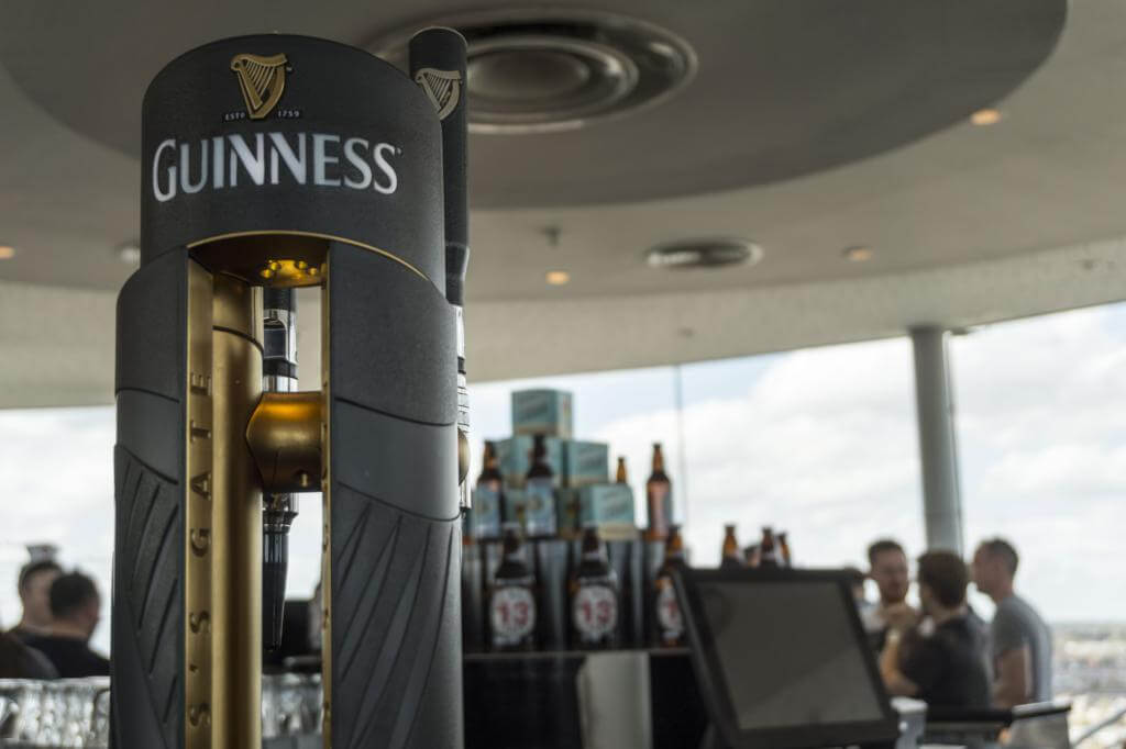 Fábrica Guinness.