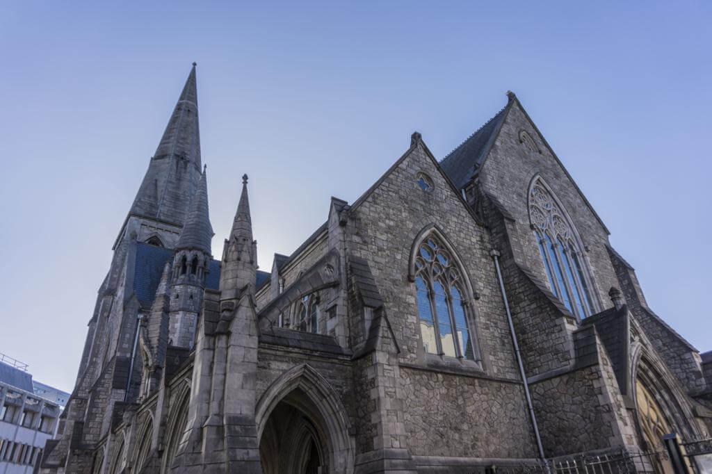 Iglesia de San Andrés de Dublín.