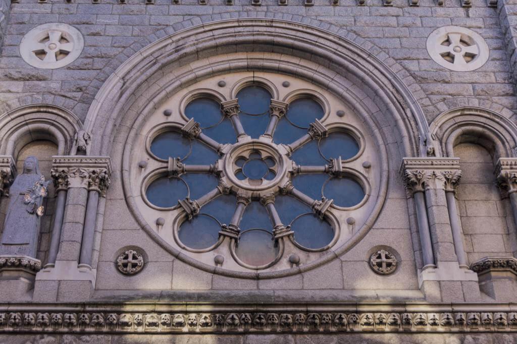 ¿Qué ver en Dublín en dos días? Iglesia de Santa Teresa de Dublín.