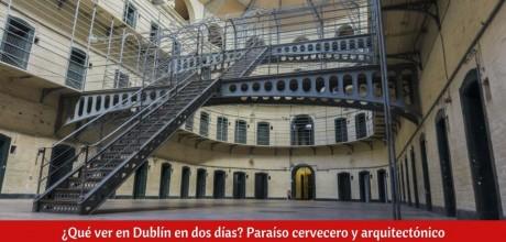 ¿Qué ver en Dublín en dos días?