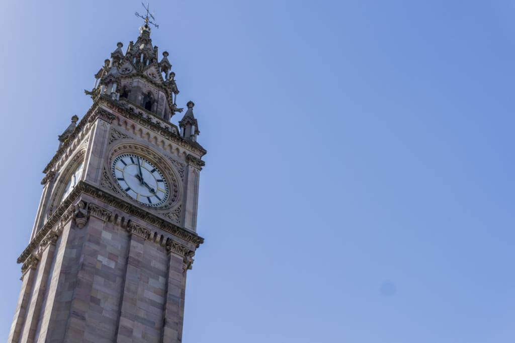 Albert Memorial Clock.