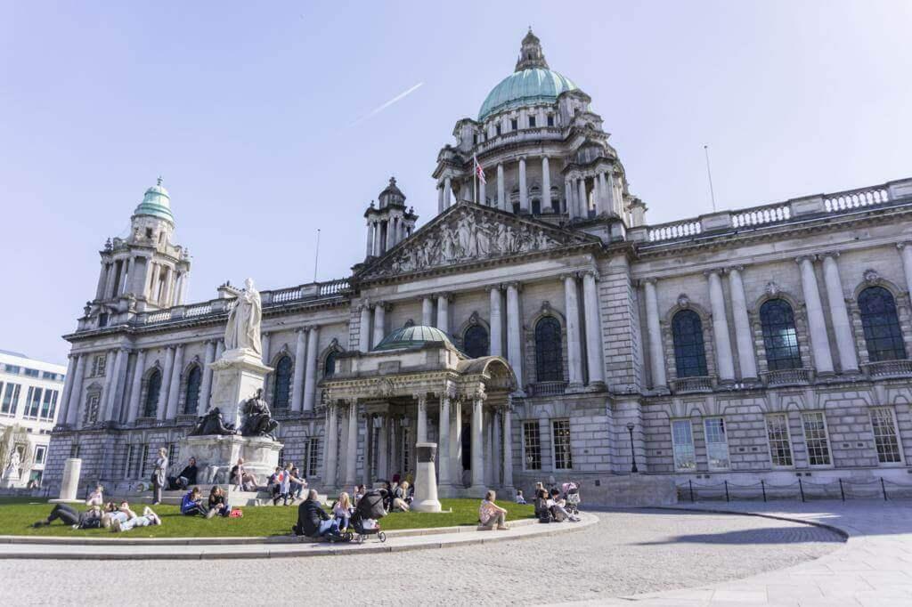 Ayuntamiento de Belfast.