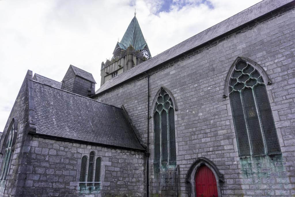 Colegiata de San Nicolás de Galway