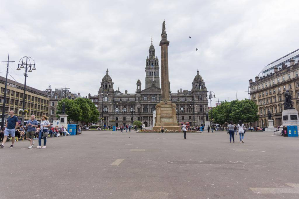 George Square.