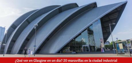 ¿Qué ver en Glasgow en un día?
