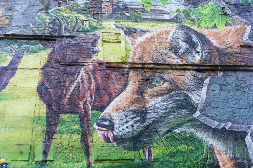 ¿Qué ver en Glasgow en un día? Ruta de los Murales.