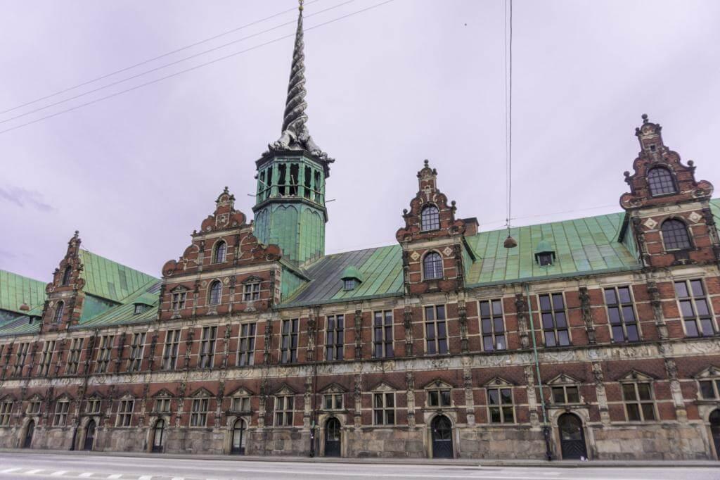 Borsen (edificio de la bolsa).