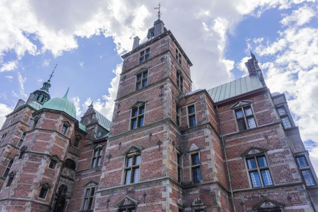 Castillo de Rosenborg.