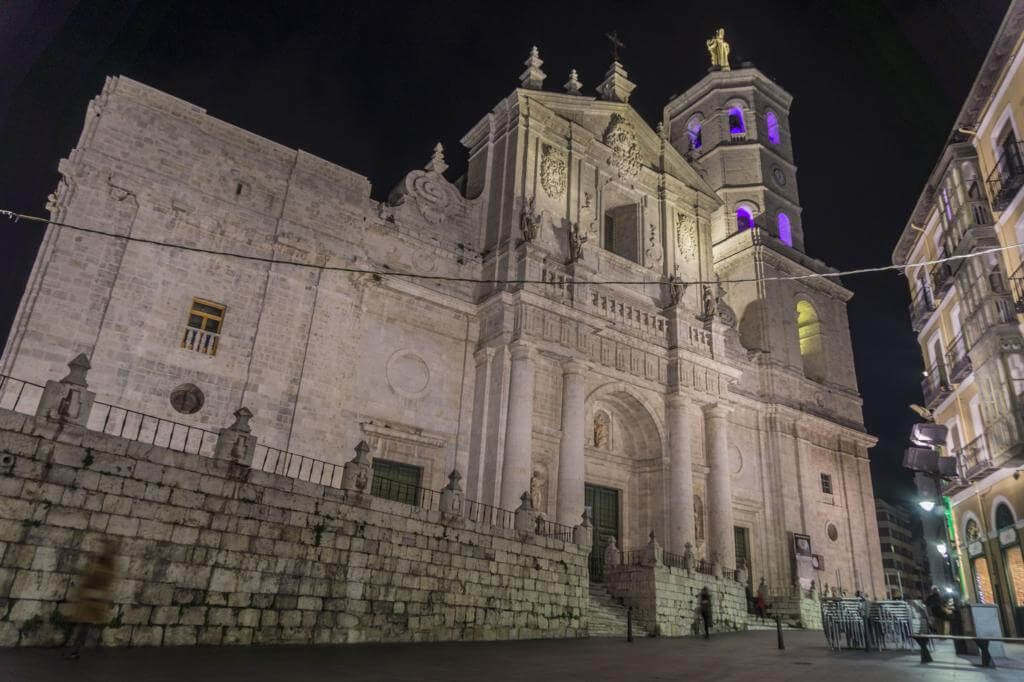 Catedral de Valladolid.