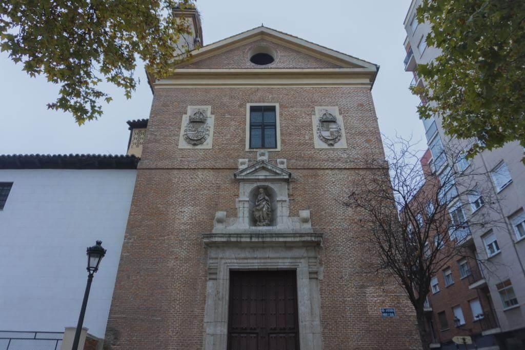 Convento de las Descalzas Reales de Valladolid.