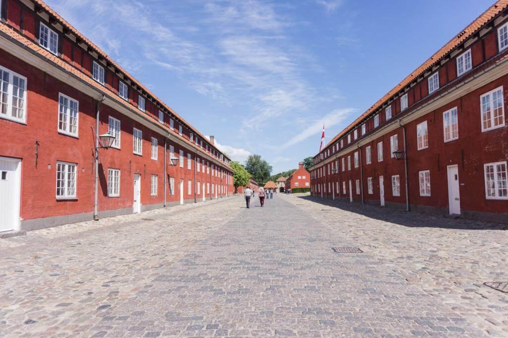 La Ciudadela (Kastellet).