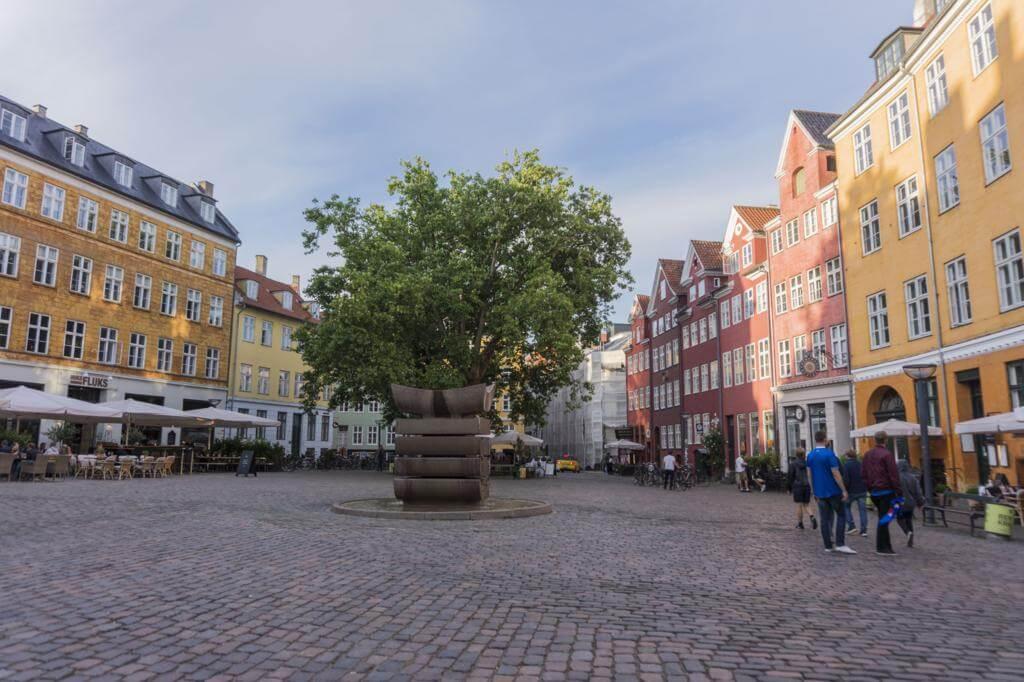 ¿Qué ver en Copenhague en 2 días? Gråbrødretorv.