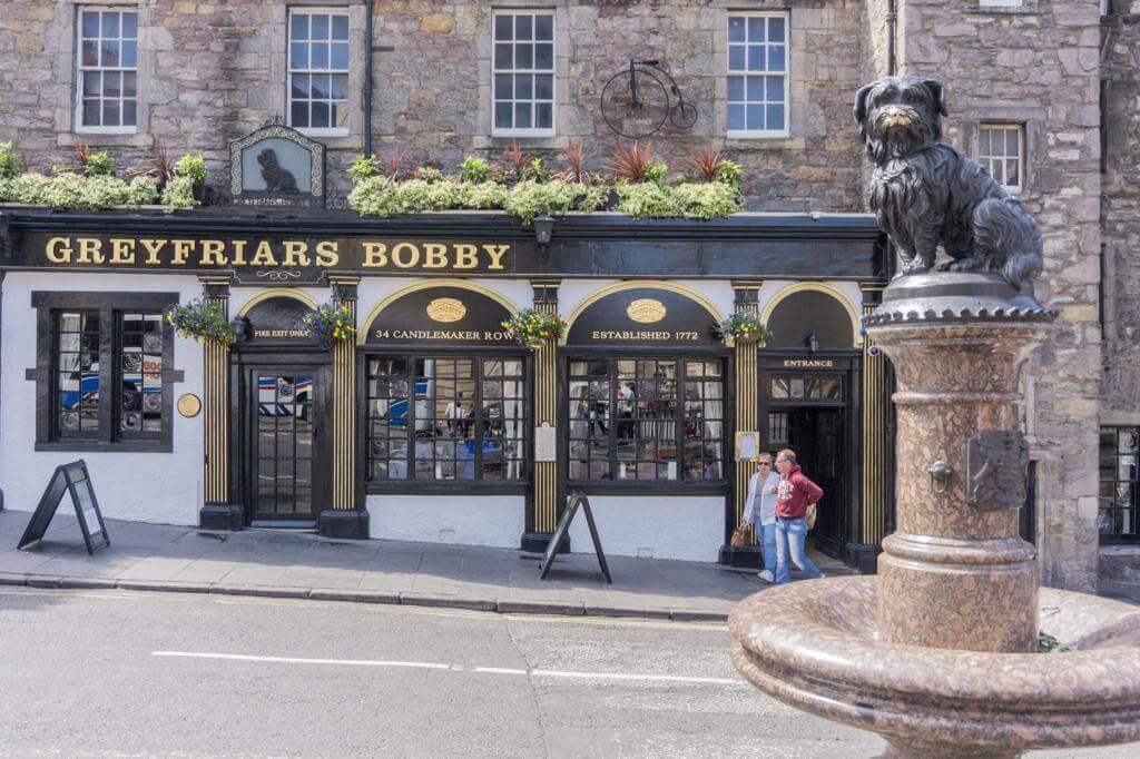 Greyfriar's Bobby.