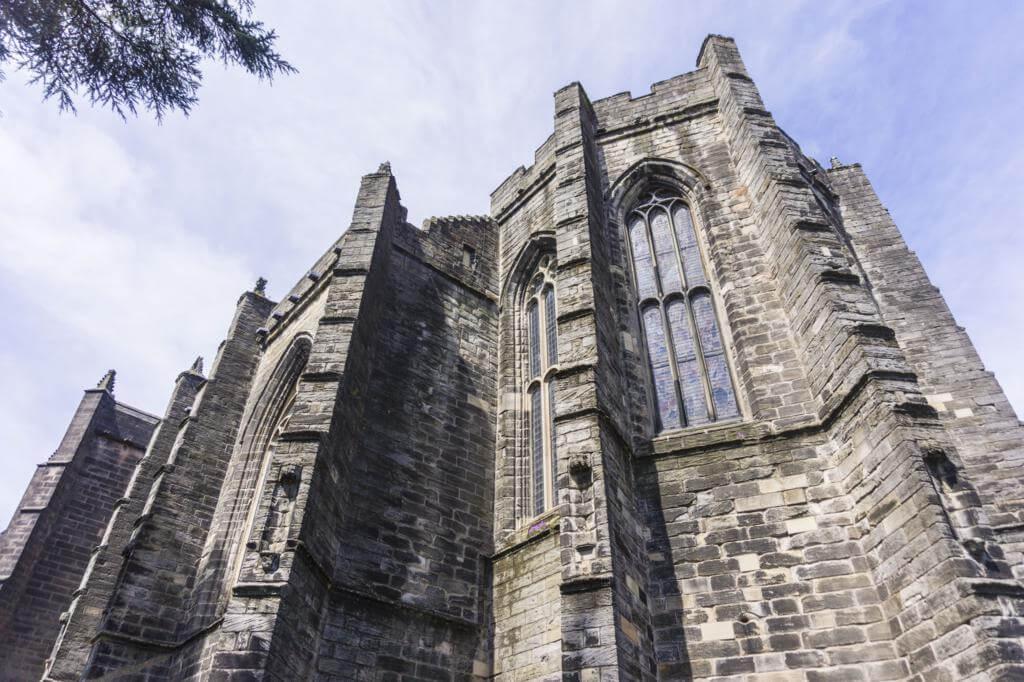 Iglesia de la Holy Rude.